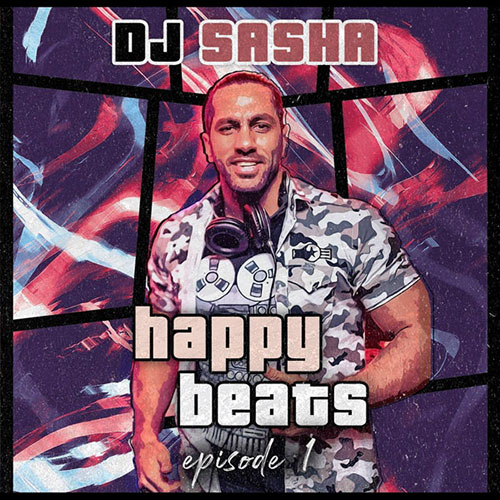 ریمیکس Happy Beats از دی جی ساشا