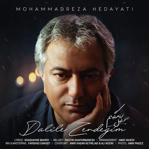 MohammadReza Hedayati Dalile Zendegim - دلیل زندگیم از محمدرضا هدایتی