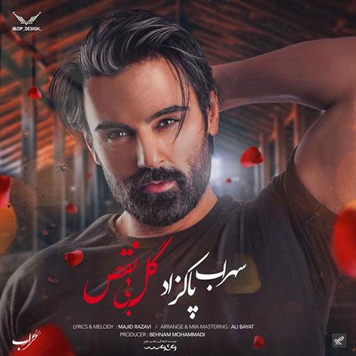 Sohrab Pakzad Gole Bi Naghs - گل بی نقص از سهراب پاکزاد