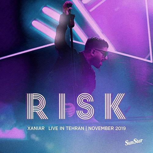 Xaniar Khosravi Risk Live - دانلود آهنگ زانیار خسروی ریسک (اجرای زنده)