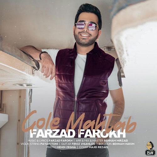 Farzad Farokh Gole Mahtab - دانلود آهنگ فرزاد فرخ گل مهتاب