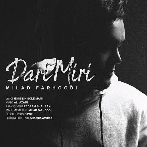 Milad Farhoodi Dari Miri - دانلود آهنگ میلاد فرهودی داری میری