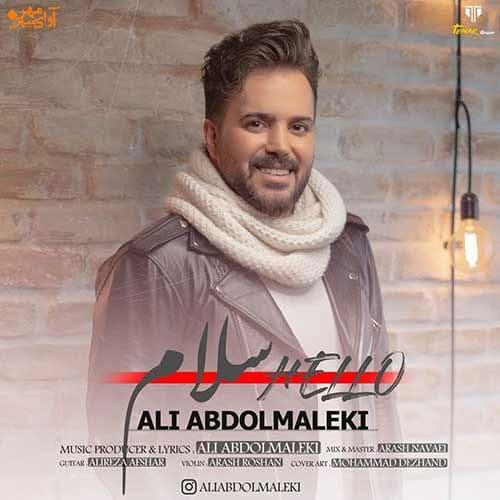 Ali Abdolmaleki Salam