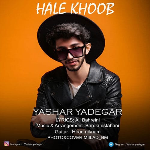 Yashar Yadegar Hale Khoob