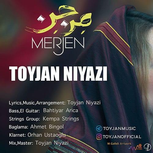 Toyjan Niyazi Merjen - دانلود آهنگ طوی جان نیازی مرجن