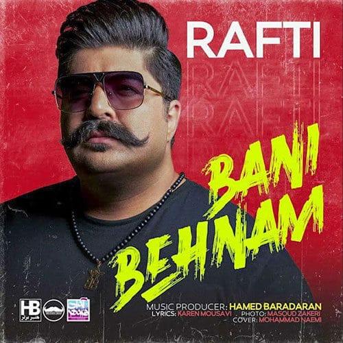 Behnam Bani Rafti