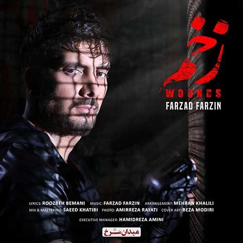 Farzad Farzin Zakhm Video