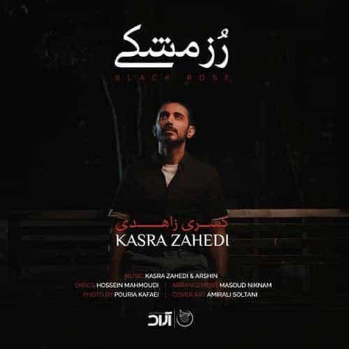 Kasra Zahedi Black Rose Video
